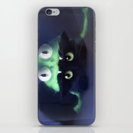 Team Frog iPhone Skin