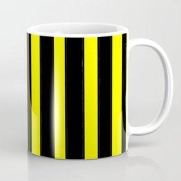 Strips 6-line,band,striped,zebra,tira,linea,rayas,rasguno,rayado. Coffee Mug