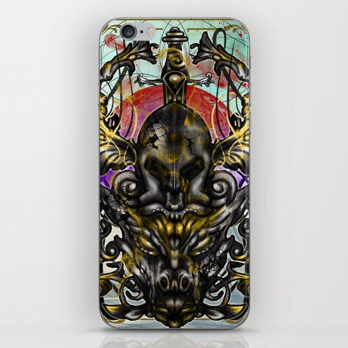 The Legend iPhone Skin