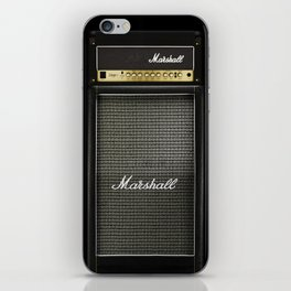 guitar electric amp amplifier iPhone 4 4s 5 5s 5c, ipod, ipad, tshirt, mugs and pillow case iPhone Skin
