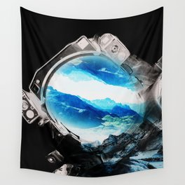 Earth Odyssey 2016 Wall Tapestry