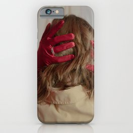 MAKEOUT iPhone Case