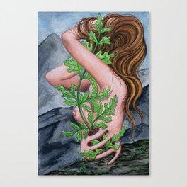I Ascend Canvas Print