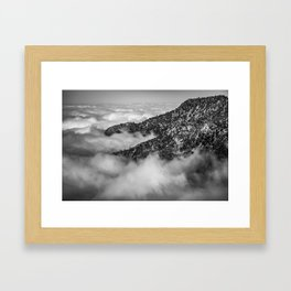 SPECIAL PLACES Framed Art Print