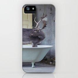 Abandoned place wildlife iPhone Case