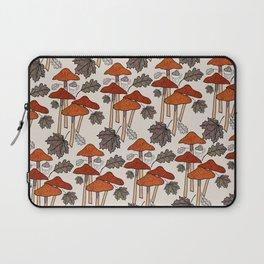 Autumn mushrooms  Laptop Sleeve