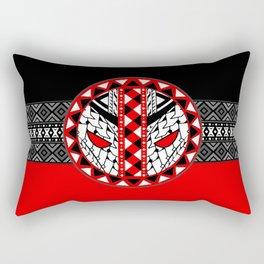 Dead Pool Art Pattern Rectangular Pillow