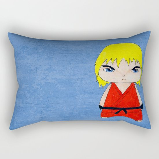 A Boy - Ken Rectangular Pillow