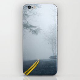The Line iPhone Skin