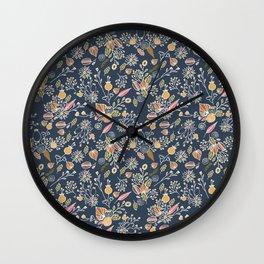 Mori girl four Wall Clock