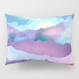 Opal Mountains Pillow Sham