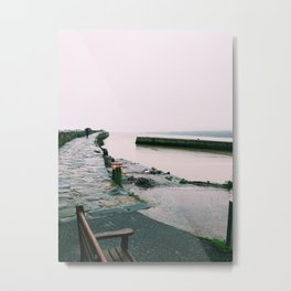 St. Andrews Coast Metal Print