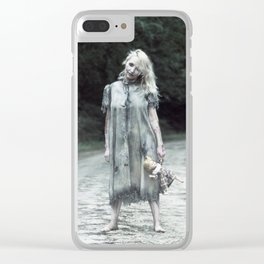 "VAMPLIFIED ""Welcome to Bowden Road"" Clear iPhone Case"