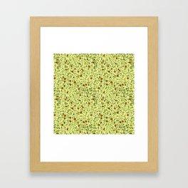For the Love of Tea Framed Art Print