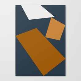 Abstract Geometric 25 Canvas Print