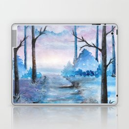 Into The Forest IV Laptop & iPad Skin