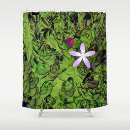 Single Flower Shower Curtains For Any Bathroom Decor Society6