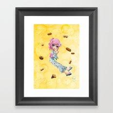Desserts de matsuri - Desserts from matsuri Framed Art Print