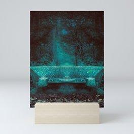 Forest spot 2 Mini Art Print