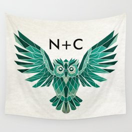 owl king! Wall Tapestry