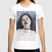 sky ferreira T-shirts featuring Sky Ferreira II by Jethro Lacson