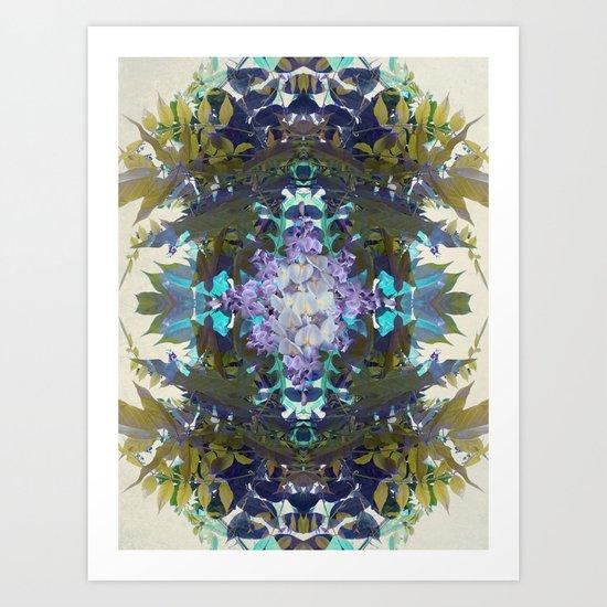 Rina Art Print