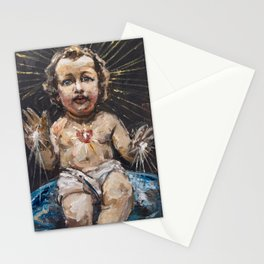 Birth of a New World Stationery Cards