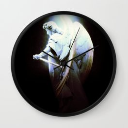 The Light of Gabriel Wall Clock