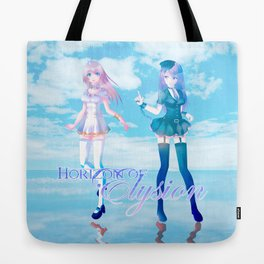 The Horizon Of Elysion Tote Bag
