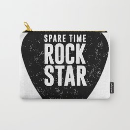 Spare time rockstar Carry-All Pouch