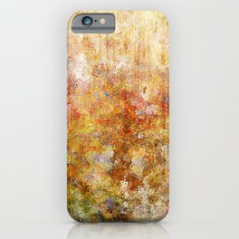 Mod Nature Trail Multicolor Pattern iPhone Case