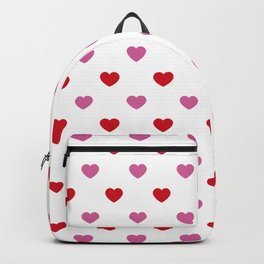 wild_at_heart Pink Backpack