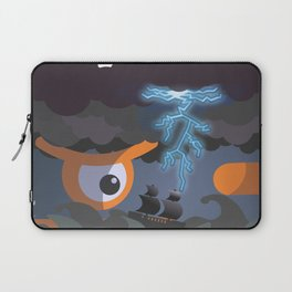 tempest at sight Laptop Sleeve