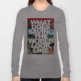 Untitled #1 Long Sleeve T-shirt