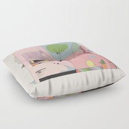 The Comfort of Your Home Floor Pillow