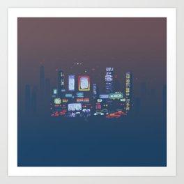 1013_3 Art Print