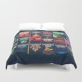 King of Horror 2 Duvet Cover