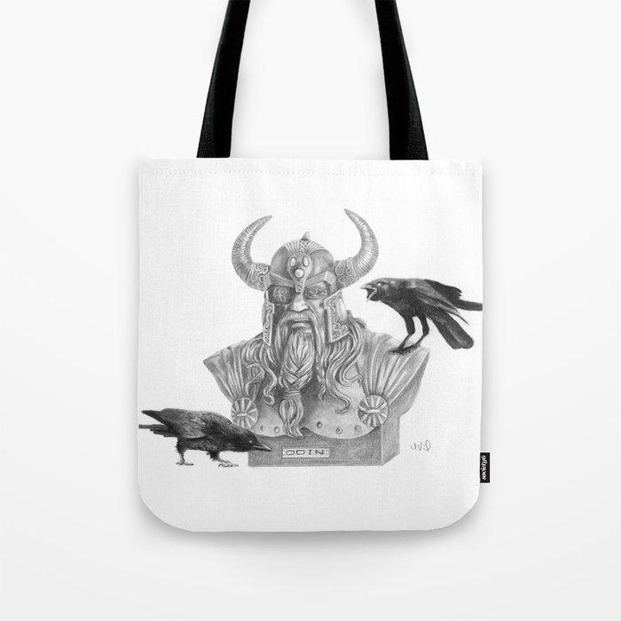 Huginn & Muninn Tote Bag