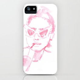 Drink iPhone Case