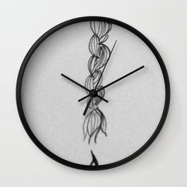 Drench Me Wall Clock