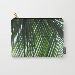 Palm in Las Palmas Carry-All Pouch