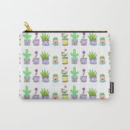 Plants Are Cool Carry-All Pouch