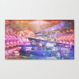 Brainfeeder Canvas Print