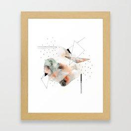 Tempest Framed Art Print