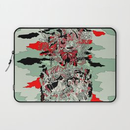 UNINVITED GARDEN Laptop Sleeve