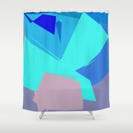 Dream Journal Shower Curtain