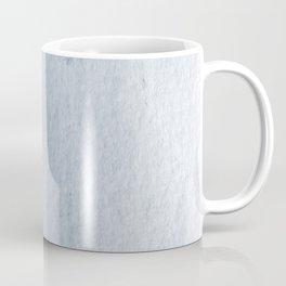 Indigo Vertical Blur Abstract Coffee Mug