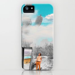 A New Realm  iPhone Case