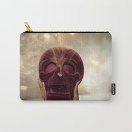 smoke and skull Carry-All Pouch