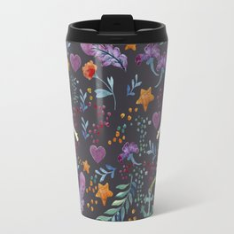Mermaid Spring Travel Mug
